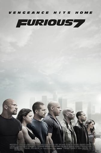 Furious 7 (Free Screening) Poster