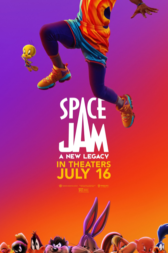 Space Jam: A New Legacy Poster