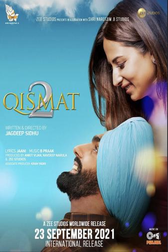 Qismat 2 (Punjabi w/English Subtitles) Poster