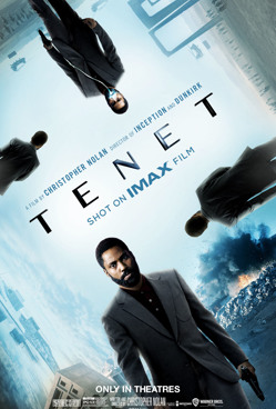 Tenet: The IMAX 2D Experience