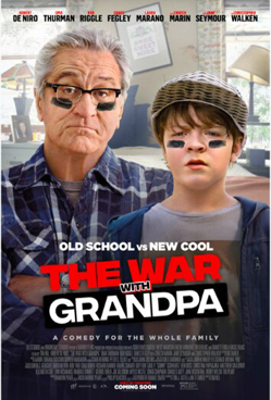 Double Feature: War with Grandpa & 2 Hearts