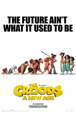 The Croods: A New Age - The IMAX 2D Experience