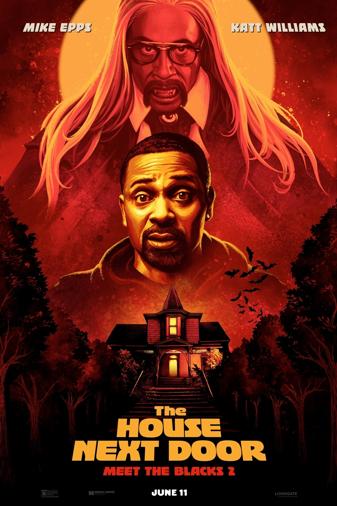 The House Next Door: Meet the Blacks 2 Poster