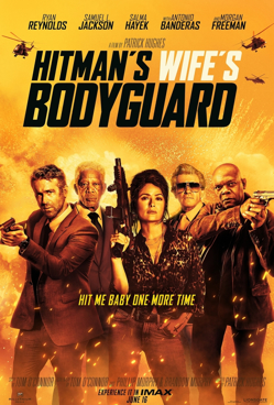 The Hitman's Wife's Bodyguard: The IMAX 2D Experience