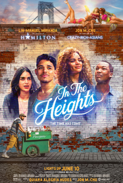 In the Heights: The IMAX 2D Experience