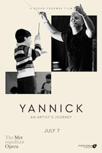 Yannick: An Artist's Journey Poster