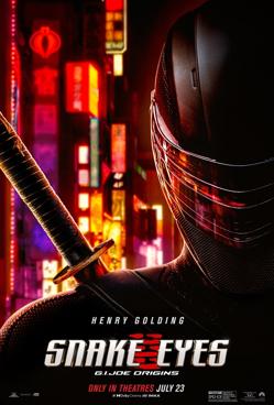 Snake Eyes: G.I. Joe Origins - The IMAX 2D Experience