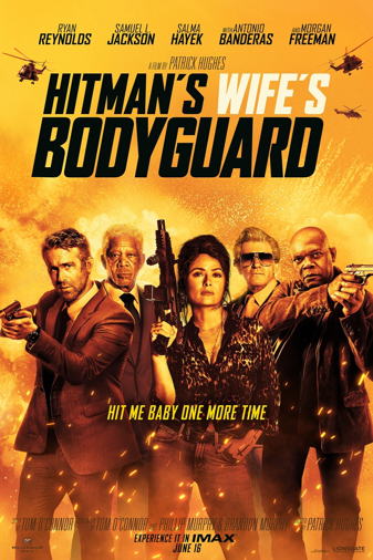 Early Access-The Hitman's Wife's Bodyguard Poster