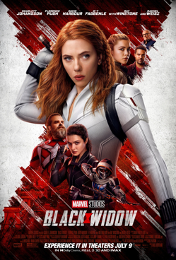 Black Widow: The IMAX 2D Experience