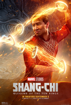 Shang-Chi and the Legend of the Ten Rings: The IMAX 2D Experience